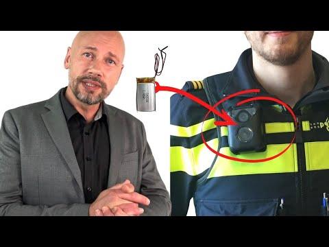 Spezielle Akku-Lösung für Bodycam der Polizei / Diese Herausforderung mussten wir lösen!