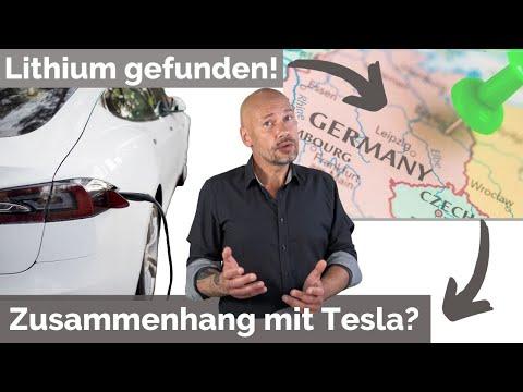 Großes Lithium-Vorkommen in Deutschland gefunden | Wird deshalb Tesla in Deutschland gebaut?
