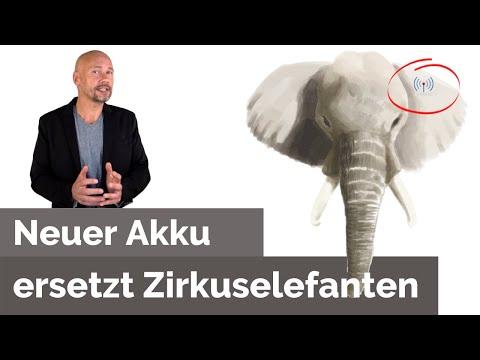 [Entwicklung] Neue Technologien ersetzen Zirkuselefanten in Afrika - Artenschutz wird vereinfacht