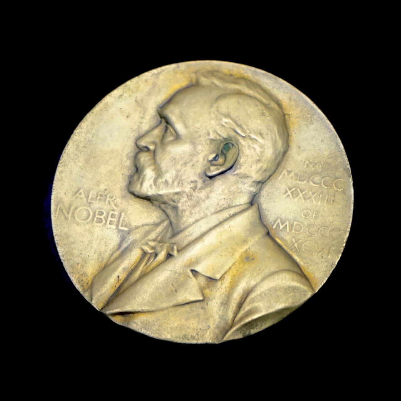Muss man Chemiker sein, um den Chemie-Nobelpreis zu gewinnen?!