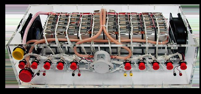 KERS-System für Formel 1-Boliden